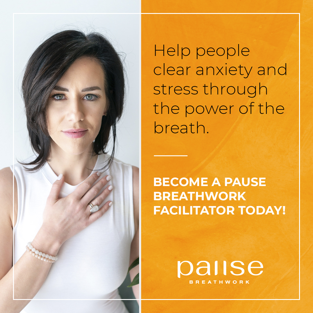 Pause Breathwork Promo Graphic 2