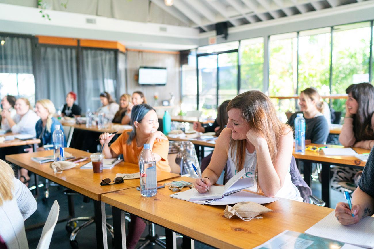 Pause Breathwork participants